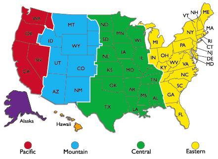 Description: Map - Regional