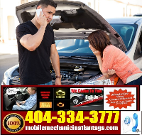 Mobile Mechanic In Atlanta GA