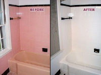 Connecticut Bathtub Reglazing, Refinishing & Repair