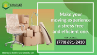 Businesses of Any and All Types Charles Local & Long Distance Moving in Smyrna GA