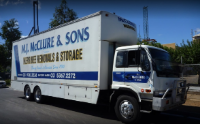 McClure's Moving & Storage