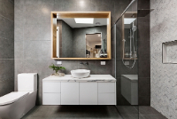Modern Bathroom Remodel And Renovation Concord