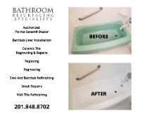 Bathroom Resurfacing Specialists