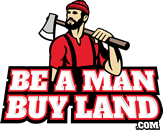 Businesses of Any and All Types Be A Man Buy Land in Stuart FL