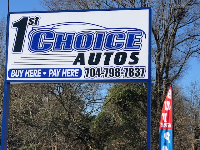 1st Choice Autos LLC