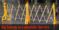 Businesses of Any and All Types Verge Safety Barriers in Melrose Park NSW
