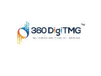 Businesses of Any and All Types 360digitmg in Bhilai CT