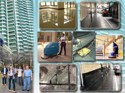 Benefit of Hiring A commercial Cleaning Company For The Building And Office