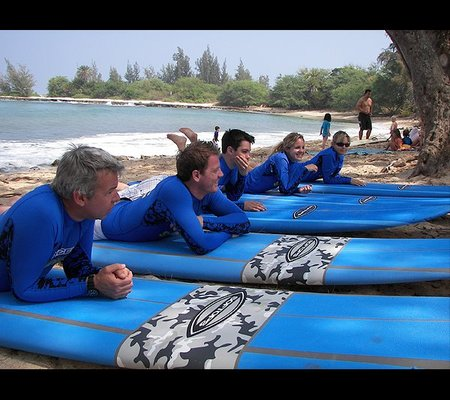 Surf Lessons, SUP Tours, and Rentals on Oahu