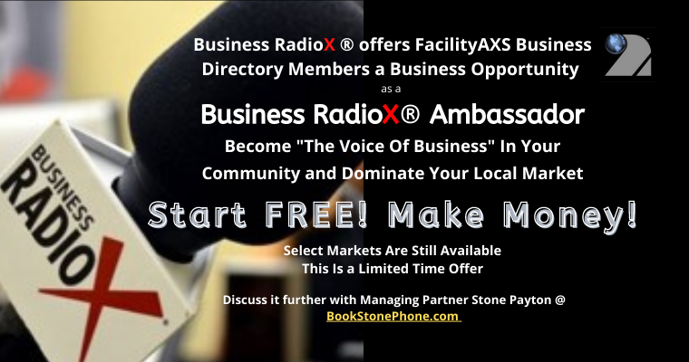 Business RadioX Ambassador