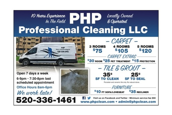 PHP Professional Cleaning LLC